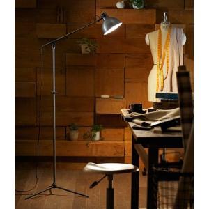 SOHO FLOOR LAMP VINTAGE METAL (ソーホー フロアー ランプ ヴィンテージ メタル 白熱灯電球タイプ) AW-0294VVME 【送料無料】 【ポイント10倍】 【AWS】 flyers
