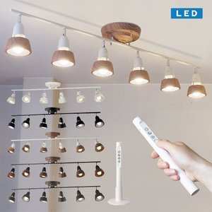 HARMONY 6 REMOTE CEILING LIGHT LED (ハーモニー 6 リモート シーリング ライト LED電球タイプ) AW-0360E 【送料無料】 【ポイント10倍】 【AWS】|flyers