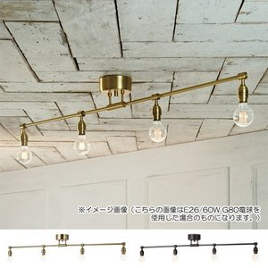 LAITON4 CEILING LIGHT (レイトン4 シーリング ライト) AW-0460 【送料無料】 【ポイント10倍】 【AWS】|flyers