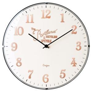 BOULIAC WALL CLOCK IVORY (ブリアック ウォール クロック アイボリー) CL-1374IV 【送料無料】 【ポイント5倍】 【IF】 flyers