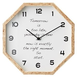 BALHEARYL WALL CLOCK WHITE (バルシアリー ウォール クロック ホワイト) CL-1683WH 【送料無料】 【ポイント5倍】 【IF】 flyers