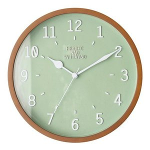 NORSJO WALL CLOCK GREEN (ノルシェ ウォール クロック グリーン) CL-1688GN 【送料無料】 【ポイント5倍】 【IF】|flyers