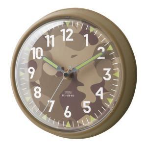 DAWLISH WALL CLOCK LIGHT BROWN (ダウリッシュ ウォール クロック ライトブラウン) CL-2132LB 【ポイント3倍】 【IF】|flyers