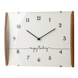 FREDERICIA WALL CLOCK WHITE (フレゼレシア ウォール クロック ホワイト) CL-2160WH 【送料無料】 【ポイント5倍】 【IF】|flyers