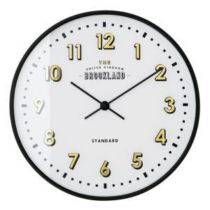 LORETTO WALL CLOCK BLACK (ロレト ウォール クロック ブラック) CL-2542BK 【送料無料】 【ポイント5倍】 【IF】 flyers