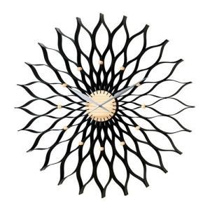 FIORITURA WALL CLOCK BLACK (フィオリトゥーラ ウォール クロック ブラック) CL-2946BK 【送料無料】 【ポイント10倍】 【IF】 flyers