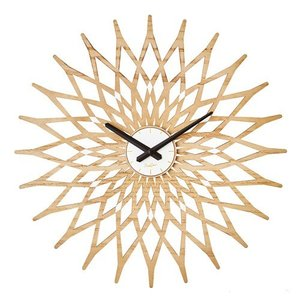 NOALE WALL CLOCK WHITE (ノアーレ ウォール クロック ホワイト) CL-3022WH 【送料無料】 【ポイント5倍】 【IF】|flyers