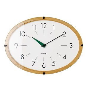 MARSCH WALL CLOCK NATURAL (マールシュ ウォール クロック ナチュラル) CL-3352NA 【送料無料】 【ポイント5倍】 【IF】|flyers