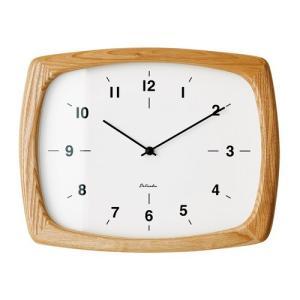 NIFFER WALL CLOCK NATURAL (ニフェル ウォール クロック ナチュラル) CL-3355NA 【送料無料】 【ポイント5倍】 【IF】|flyers