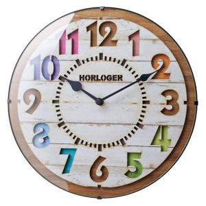 FORLI WALL CLOCK WHITE (フォルリ ウォール クロック ホワイト) CL-8332WH 【送料無料】 【ポイント5倍】 【IF】|flyers