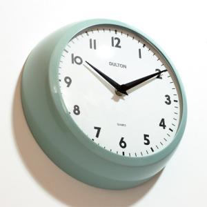 THICK WALL CLOCK CLASSIC GREEN (チックウォールクロック クラシックグリーン) 【ポイント3倍】|flyers