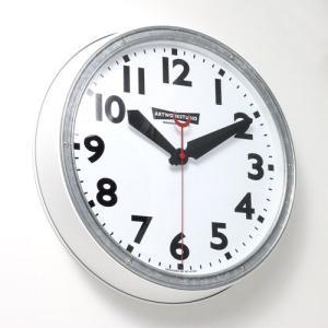 ENGINEERED WALL CLOCK WHITE (エンジニアード ウォール クロック ホワイト) TK-2072WH 【送料無料】 【ポイント5倍】|flyers