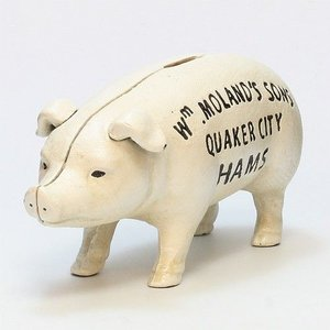 HAMS STANDING PIG BANK (ハムズ スタンディング ピッグ バンク)|flyers|02