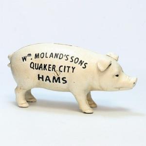 HAMS STANDING PIG BANK (ハムズ スタンディング ピッグ バンク)|flyers|05