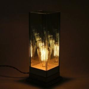 WOOD BASE LAMP (ウッド ベース ランプ) 【送料無料】 【ポイント10倍】|flyers