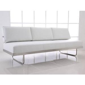 LC5 DAY BED PU 3P WHITE (LC5 デイ ベッド 合成皮革 3人掛 ホワイト) 【送料無料】 【ポイント10倍】 flyers