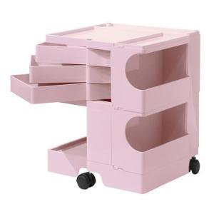正規輸入品 BOBY WAGON 2×3 TENDER ROSE (ボビーワゴン 2段3トレイ テンダーローズ) 【送料無料】 【ポイント10倍】 flyers