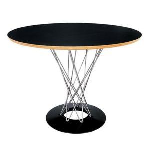 CYCLONE TABLE BLACK×NATURAL (サイクロン テーブル ブラック×ナチュラル) 【送料無料】|flyers