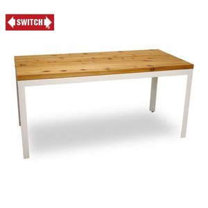 【SWITCH】 MARION DINING TABLE (スウィッチ マリオン ダイニング テーブル) 【送料無料】 【ポイント10倍】|flyers
