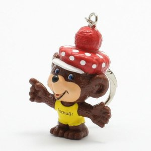 KEYCHAIN HAT BEAR RED (キーチェーン ハット ベアー レッド) flyers