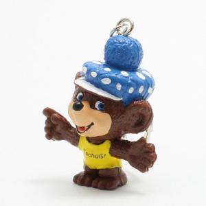 KEYCHAIN HAT BEAR BLUE (キーチェーン ハット ベアー ブルー) flyers