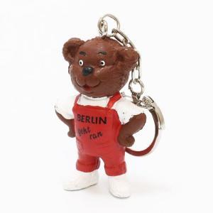 KEYCHAIN BERLIN GEHTRAN BEAR RED (キーチェーン ベルリン ゲットラン ベアー レッド) flyers
