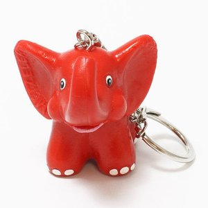 KEYCHAIN METZELER ELEPHANT RED (キーチェーン メッツラー エレファント レッド)|flyers|02