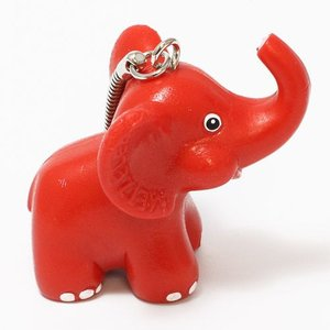 KEYCHAIN METZELER ELEPHANT RED (キーチェーン メッツラー エレファント レッド)|flyers|04