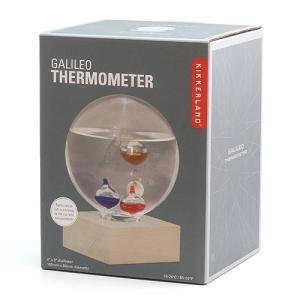 KIKKERLAND GALILEO THERMOMETER (キッカーランド ガリレオサーモ メーター)|flyers|04