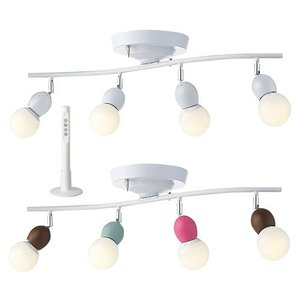 ANNABELL CEILING LAMP WH-MIX (アナベル シーリング ランプ 白熱灯電球タイプ WH-MIX) AW-0323-V 【送料無料】 【ポイント10倍】|flyers