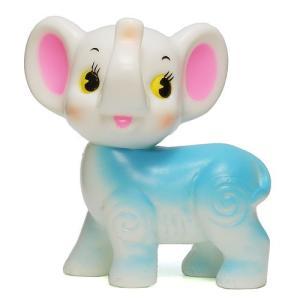 LITTLE CUTIES WHITE BLUE ELEPHANT (リトル キューティーズ ホワイト ブルー エレファント)|flyers