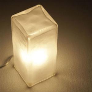 FROSTY BLOCK LAMP (フロスティー ブロック ランプ) AW-0332 【ポイント3倍】|flyers
