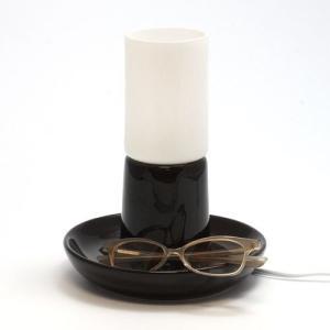 TRAY LAMP DARKBROWN 外箱無し (トレイ ランプ ダークブラウン 外箱無し): 定価 5,040円|flyers