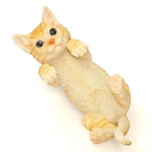 PET BANK CAT LIE TABBY (ペット バンク キャット ライ タビー)|flyers