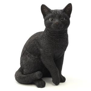 ■ PET BANK CAT SIT BLACK (ペット バンク キャット シット ブラック)|flyers