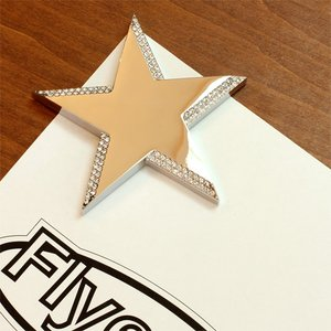 SPIN STAR PAPER WEIGHT (スピンスターペーパーウェイト)|flyers
