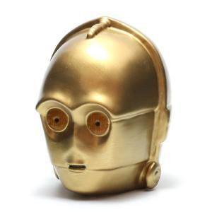 STAR WARS BANK C-3PO (スター ウォーズ 貯金箱 C-3PO)|flyers