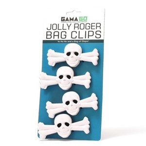 GAMAGO JOLLY ROGER BAG CLIPS (ガマゴ ジョリー ロジャー バッグ クリップ)|flyers
