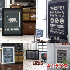 ART FRAME A1 SIZE (アート フレーム A1 サイズ) TR-4199 【送料無料】 【ポイント10倍】 【AWS】 flyers