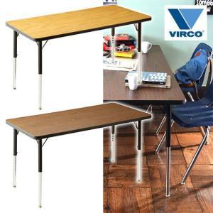 VIRCO 4000 TABLE S  (バルコ 4000 テーブル S) TR-4227 【送料無料】 【ポイント10倍】 【AWS】 flyers