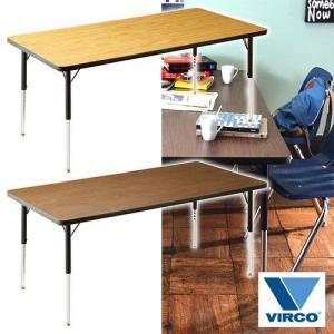 VIRCO 4000 TABLE L (バルコ 4000 テーブル L) 【送料無料】 【ポイント10倍】 【AWS】 flyers
