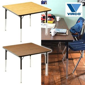 VIRCO 4000 TABLE SS (バルコ 4000 テーブル SS) 【送料無料】 【ポイント10倍】 【AWS】 flyers