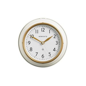 NEW GATE THE COOKHOUSE2(S) WALL CLOCK CR (ニューゲート ザクックハウス2 ウォール クロック クリーム) TR-4316CR 【送料無料】 【ポイント10倍】 【AWS】|flyers