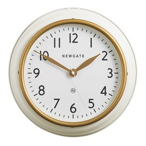 NEW GATE THE COOKHOUSE2(L) WALL CLOCK CR (ニューゲート ザクックハウス2 ウォール クロック クリーム) TR-4317CR 【送料無料】 【ポイント10倍】 【AWS】|flyers