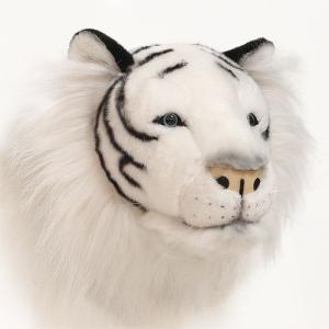 ANIMAL HEAD WHITE TIGER (アニマル ヘッド ホワイトタイガー) 【送料無料】 flyers
