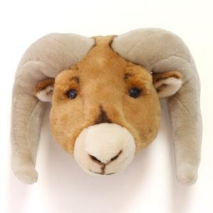 ANIMAL HEAD RAM (アニマル ヘッド ラム) 【送料無料】 flyers