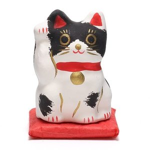 ■ MAME MANEKI BUCHI (まめまねき ブチ 招き猫)|flyers