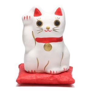 MAME MANEKI SHIRO (まめまねき シロ 招き猫)|flyers