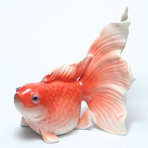 GORGEOUS GOLD FISH L (ゴージャス 金魚 L)|flyers