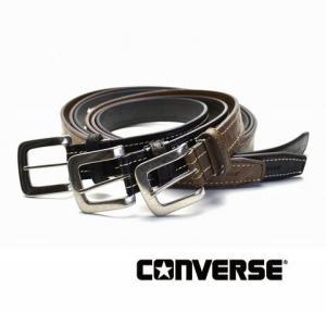 コンバースベルト メンズ キングサイズ(130cm) ビジネス 合成皮革/cv0901 ブラック/ダークブラウン/ブラウン flyingbluenet